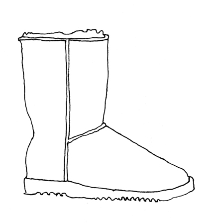 how to get stains off of uggs